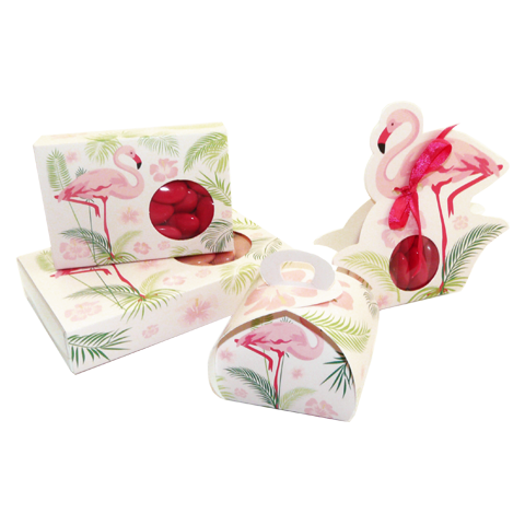 Collection FLAMANT ROSE