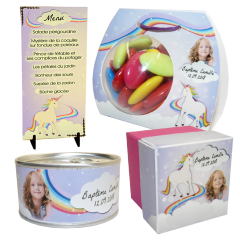 Collection licorne