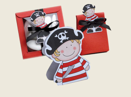 Collection  jack le pirate