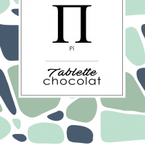 Tablette chocolat nature